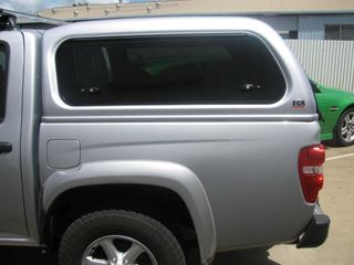 Picture of EGR Canopy - RG Holden Colorado Dual cab