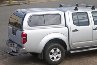 Picture of Nissan Navara D40 EGR Canopy
