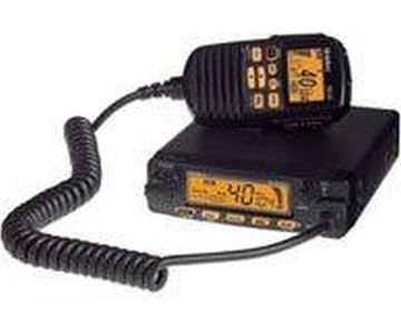 Picture of Uniden 8060S UHF with remote mike