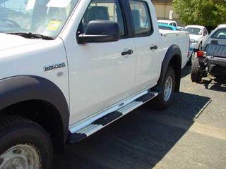 Picture of Kingsley Integra sidesteps - Ford PK Ranger