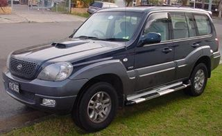 Picture of 2007 Hyundai Terrican Integra Sidesteps