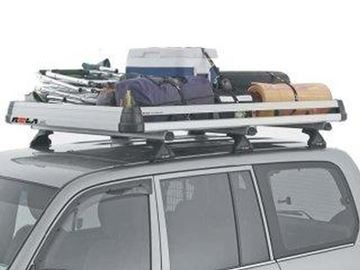 Picture of Rola Alloy Luggage basket and roofracks