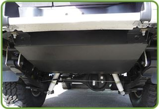 Picture of LRA Fuel Tank to suit Ford Ranger