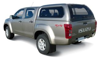 Picture of EGR Premium series Canopy - D-max (6/12 - 2/17)