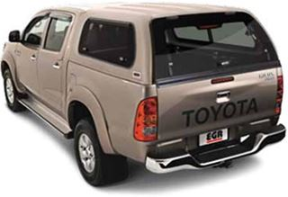 Picture of EGR Premium canopy to suit Hilux Dual cab (10/11 - 08/15)