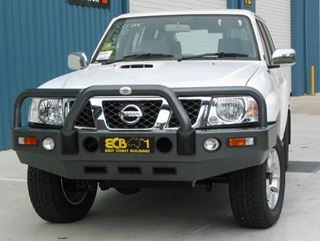 Picture of Nissan GU Patrol Series 1004 On With Fog Lights