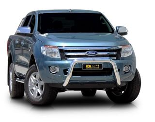 Picture of ECB Low Nudge Bar - Ford PX Ranger
