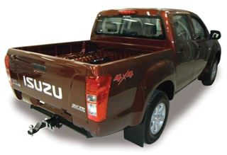 Picture of Hayman Reese Towbar - D-max (6/12 - 2/17)