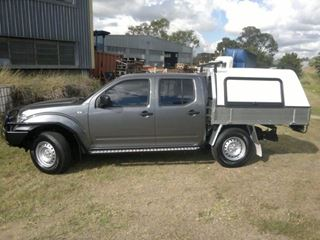 Picture of 2013 Nissan Navara Dual cab Tradesman Special canopy