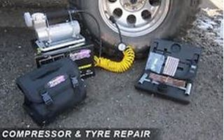 Picture of Dobinsons 4x4 Air Compressor