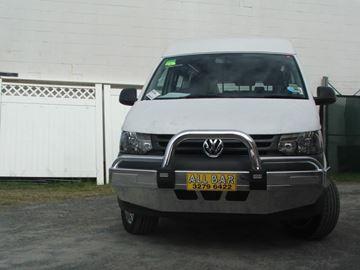 Picture of 2014 VW Transporter Polished Alloy Allbar