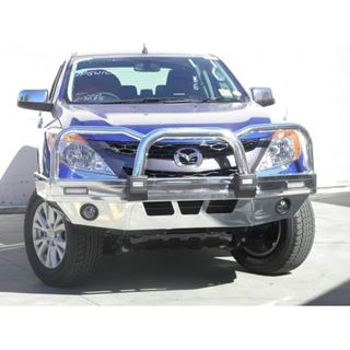 Picture of Polished Alloy Allbar - Mazda BT-50 (10/11 - 05/18)