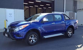 Picture of EGR Factory Style Flares -  Mazda BT50