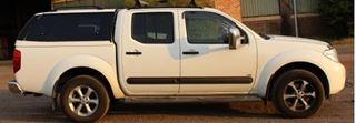 Picture of Dobinsons 4X4 Canopy - D40 Navara Dual Cab