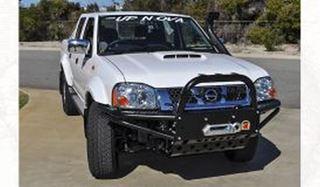 Picture of Nissan D22 Navara X-ROX Bullbar