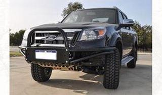Picture of X-ROX Steel Bullbar - Ford PK Ranger