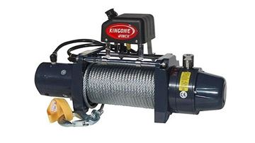 Picture of 12000 Kingone winch with steel cable