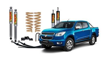 Picture of Tough Dog Suspension Kit - RG Holden Colorado