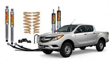 Picture of Tough Dog Suspension Kit - Mazda BT-50 (10/2011 - On)