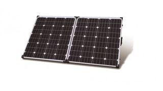 Picture of Opposite Lock Solar Panel