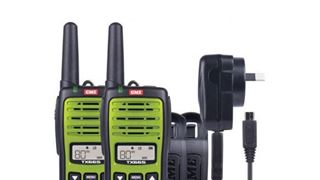 Picture of GME 1/.5 80 Channel Compact Handheld UHF Radio Twinpack