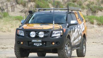 Picture of Mazda BT-50 32P SmartBar