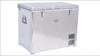 Picture of Opposite Lock 72LTR stainless steel double door fridge and freezer