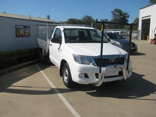 Picture of Nudge bar and H rack - Suits Hilux (09/11 - 06/15)
