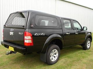 Picture of 3XM Smooth Finish Canopy - Ford PK Ranger