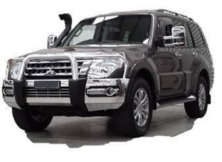 Picture of Clearview Towing Mirrors Mitsubishi Pajero