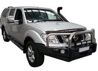 Picture of Clearview Towing Mirrors Navara D40