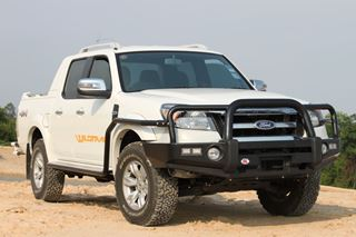 Picture of OL Siderails and Steps - Ford PK Ranger