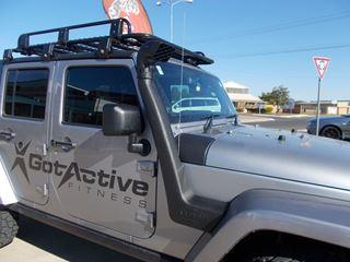 Picture of Safari Snorkel - Jeep Wrangler