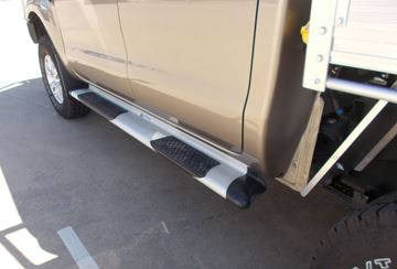 Picture of Kingsley Sidesteps - PX Ranger Dual Cab