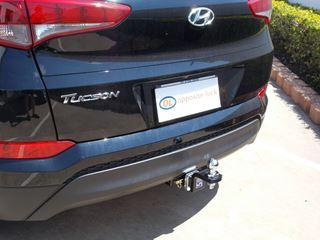 Picture of Hayman Reese Towbar - Hyundai Tuscon