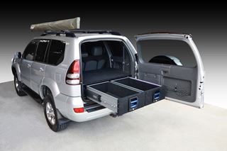 Picture of MSA Drawer System - Suits Prado
