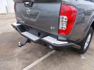 Picture of OL Rear Step Towbar - Nissan Navara NP300