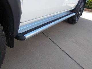 Picture of Kingsley Stepboards - Mazda BT50 (09/08 - 09/11)