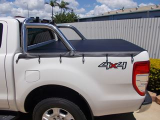 Picture of Tonneau Cover (Bunji Style) - PX2 Ranger