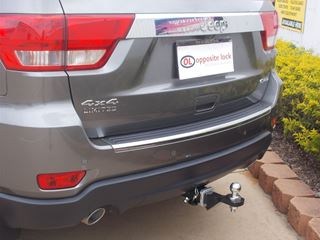 Picture of Hayman Reese Towbar -  Jeep Grand Cherokee