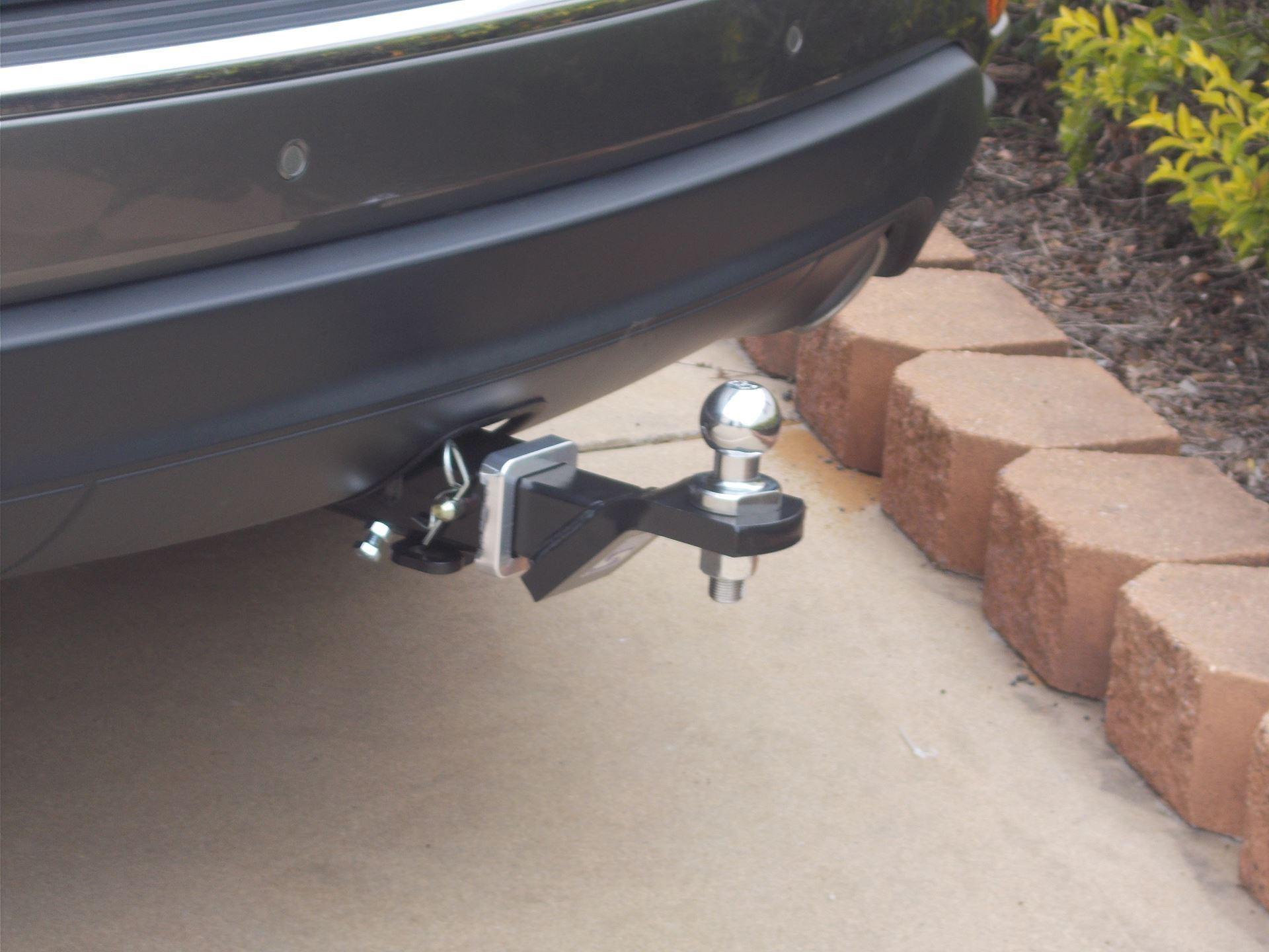 Hayman Reese Towbar Jeep Grand Cherokee