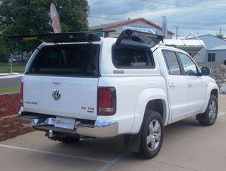 Picture of EGR Premium Series Canopy - VW Amarok