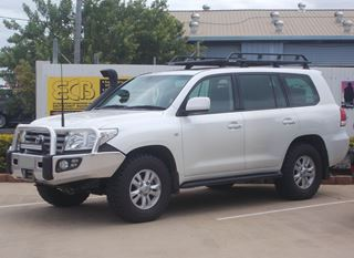 Picture of Pioneer Tradie Roof Rack System - Suits 200 Series Cruiser