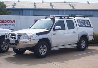 Picture of Dobinsons Snorkel - Mazda Bt50 Diesel (03/05 - 07/11)