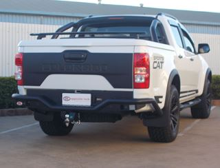 Picture of Holden RG Colorado OL Rear step Towbar