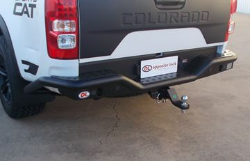 Picture of Opposite Lock Rear Step Towbar