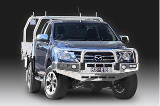 Picture of ECB Alloy Bullbar - Mazda BT50 (05/18 - 06/20)