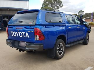 Picture of 3XM Elite Smooth Series Canopy - Suits Hilux (08/2015 On)