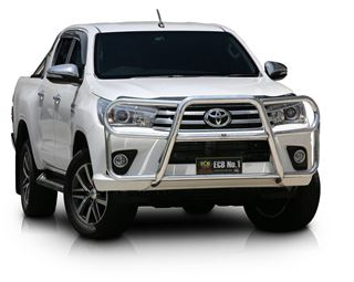 Picture of ECB Type 8 Bar - Suits Hilux (07/18 On)