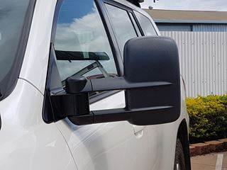 Picture of Clearview Mirrors - Suits 200 series (11/07 - 01/12)